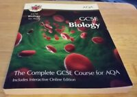 CGP The Complete Gcse Course Biology For AQA