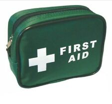 First Aid Kit Emergency Medical Kit Bag Travel Holiday Workplace Car Taxi