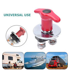 Battery Main Switch Master Isolator Cut Off Kill Switch for Battery Marine Boat