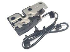 Lower Bonnet Lock Catch + Sensor for VW Golf 03-09 Jetta 05-10 - 5 YEAR WARRANTY