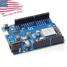 WeMos D1 CH340 WiFi Arduino UNO R3 Development Board ESP8266 ESP-12F US
