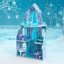 Kidkraft Puppenhaus Eiskönigin Schloss groß Holz Disney Frozen Elsa Palast NEU
