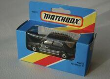 Matchbox MB 33 Renault 11 von 1986 mit Originalverpackung * Rarität *