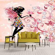 Red Winged Spirit 3D Full Wall Mural Photo Wallpaper Printing Home Kids Decor