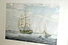 Antique (Pre - 1900) Multi-Colour Maritime Art Prints