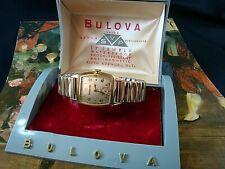 Vintage Bulova Tank Watch