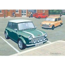 Mini Automobile Print