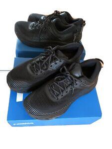Hoka One One M Bondi 7 Size 10 Black