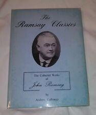 JOHN RAMSAY - RAMSAY CLASSICS CARD COIN ROPE MAGIC ANDREW GALLOWAY OOP