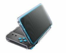 Nintendo 2ds XL hülle Supremery Tasche Crystal Clear Case