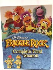 Fraggle Rock The Complete First Seasons (DVD, 2005)
