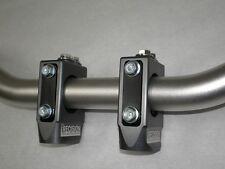 "Precision Shock & Vibe Clamps 7/8"" Stock Stem KTM 450 505 525 XC SX 08 09 10 11"