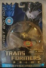 Transformers Prime First Edition Starscream