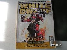 ** White Dwarf n°206 Finecast / Péril à la trouée du Rohan / Chevaliers gris