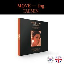 [NEW + SEALED!] TAEMIN Move-ing Repackage Album Solo Shinee Kpop K-pop UK