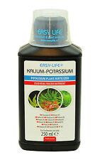 Easy-Life Kalium Potassio 250ml integratore Acquario Fertilizzante Piante