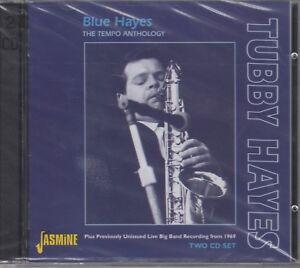 """Tubby Hayes """"Blue Hayes"""" 2CD Set NEW & SEALED *Jasmine* (2004) 25 Tracks"""