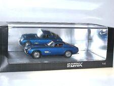 MATRIX Scale Models 1959 Chevrolet Corvette Scaglietti blau metallic 1/43
