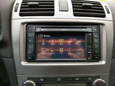 Toyota TNS510 Radio Autoradio Avensis T27