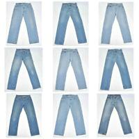 VTG LEVI'S 501 Red Tab Denim Jeans Size 30/32/34/36/38 LEVIS Blue/Black/White