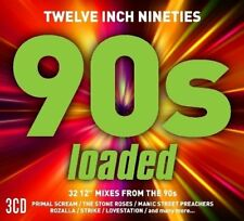 TWELVE INCH NINETIES 90's FEEL GOOD 3 CD SET (New Release 2017)