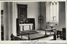 ORFORD (Suffolk) : Lady Chapel,St Bartholomew's Church RP-PHOTOCHROM
