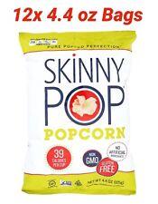 Skinny Pop Popcorn The Original (12 Bags) 4.4oz