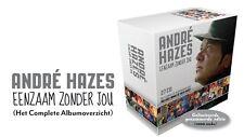 Andre Hazes - Eenzaam zonder jou (het complete albumoverzicht) 27 cd box