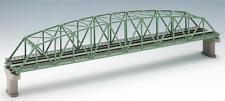 Tomytec 973222 Gitterbrücke 2-spurig blau
