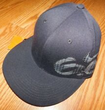 Nike Big Win Swoosh Mens Black Hat Size S/M BNWT