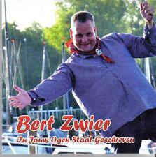 Bert Zwier-In Jouw Ogen Staat Geschreven cd single