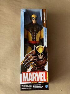 """Marvel Titan Hero Series Wolverine 12"""" Figure BNIB"""