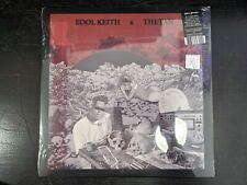 Kool Kieth Thetan Space Goretex LP sealed vinyl Dr. Octagon Black Elvis Dooom