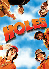 Holes (Disney Shia LaBeouf Sigourney Weaver) 2003 New DVD Region 4