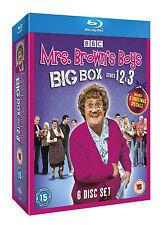 Mrs Brown's Boys - Big Box Series 1-3 [Blu-ray] [2012] Brand New Factory Sealed
