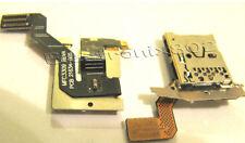 Blackberry 9700 9780 Bold Micro Sim Card Reader Holder socket slot Flex Cable UK