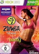 Xbox 360 ZUMBA FITNESS Join The Party Neuwertig