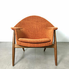 RARE Danish Modern Lounge Chair by Jason Mobler, Kurt Ostervig Attr Mid Century
