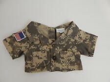 New listing Build A Bear ~ Camo Short Sleeve Shirt