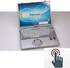 Shock-Proof Panasonic Notebook Cf T2 Touch Screen for Win 95 98 NT 2000 Ms - Dos