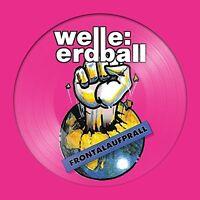 WELLE: ERDBALL - FRONTALAUFPRALL/ALLES IST MÖGLICH (PIC.VINYL )  2 VINYL LP NEU