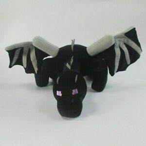 Anime Character Minecraft Ender Dragon Plush Toy 60cm Andron Doll