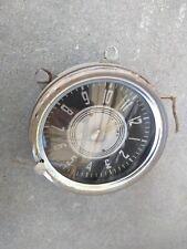 1942 1946 1947 1948 Chevrolet Fleetline GM accessory dash clock