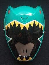 Power Rangers Zyuden Sentai Kyoryuger Zyudenchi Kyoryu Green PVC Child Mask New