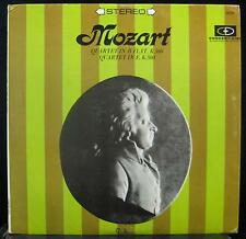THE FINE ARTS QUARTET mozart quartet in b flat LP VG+ CS 259 Vinyl 1960 Record