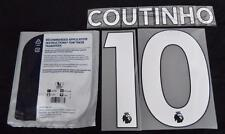 Liverpool Coutinho 10 Premier League Football Shirt Name Set Sporting ID 2017/18