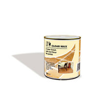LTP Clear Bees Wax for Terracotta Slate Stone Marble and Wood 1 Litre Tin