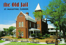 Postcard: The Old Jail, St Augustine, Florida (2002)