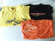 LOT OF 3 APPLE BOTTOMS X 1 ROCAWEAR X 1 BABY PHAT X 1 SIZE M / L