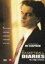 The Basketball Diaries (2003) DVD - Leonardo DiCaprio (Sealed)